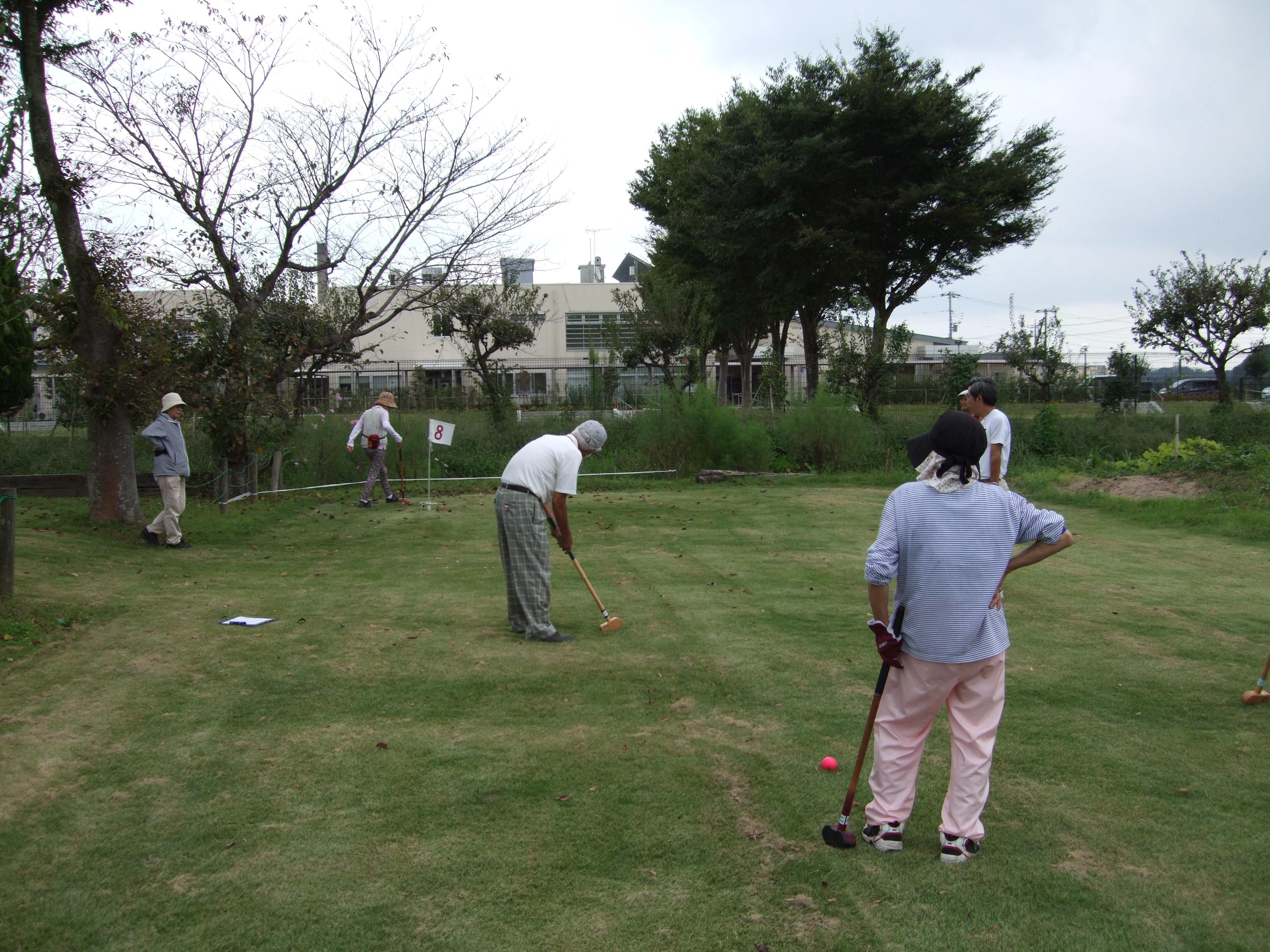 第5回グラウンドゴルフ大会