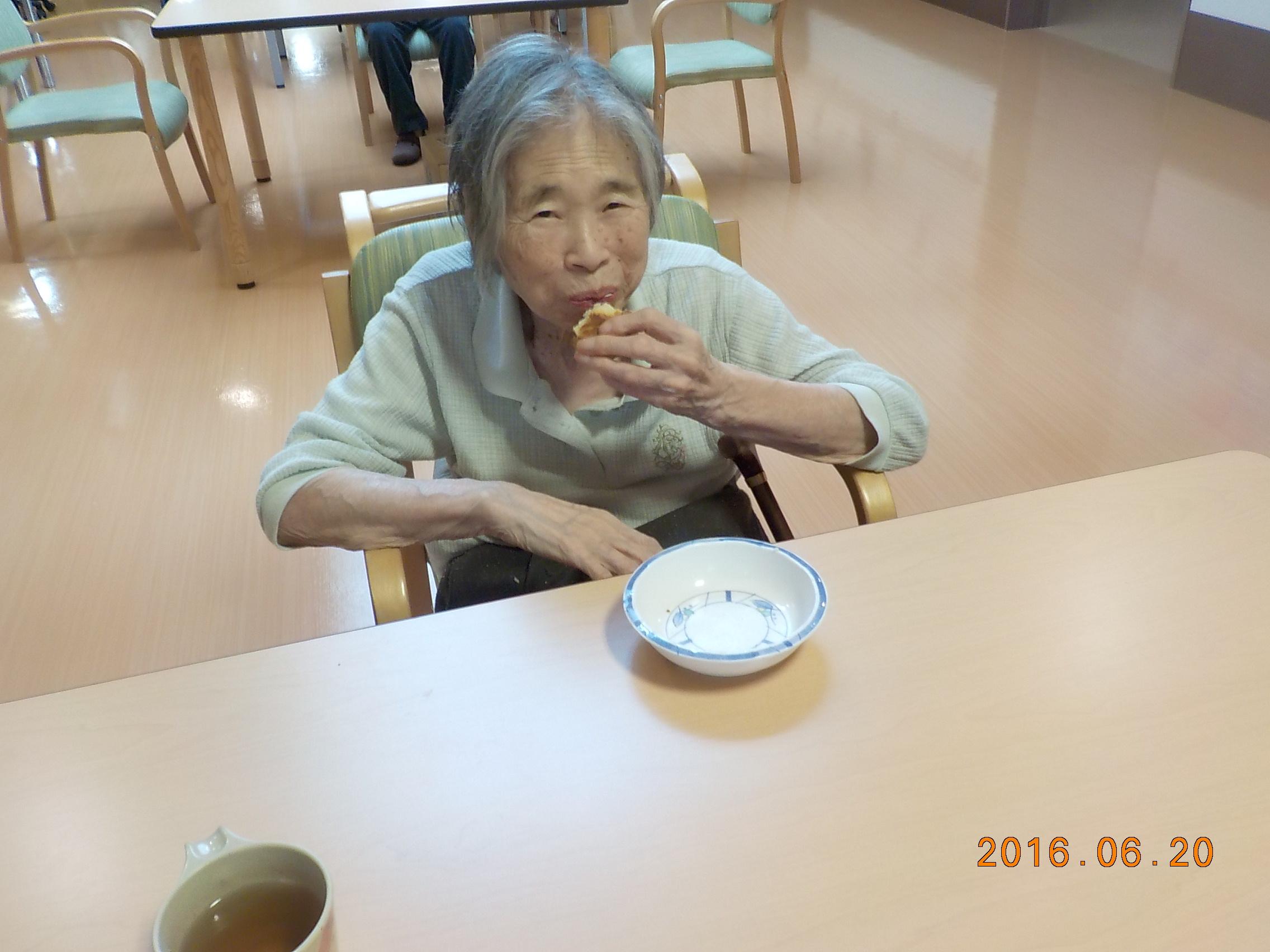 ジャガイモチーズケーキ2