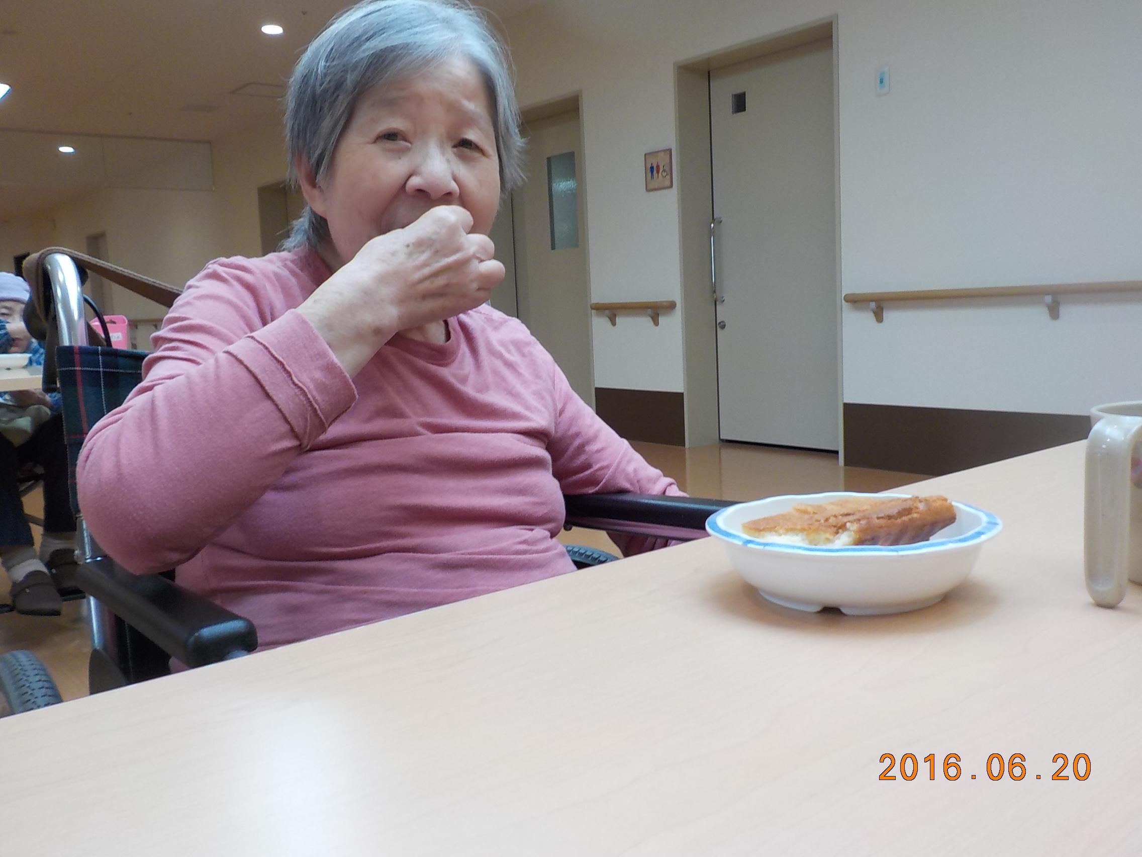 ジャガイモチーズケーキ3